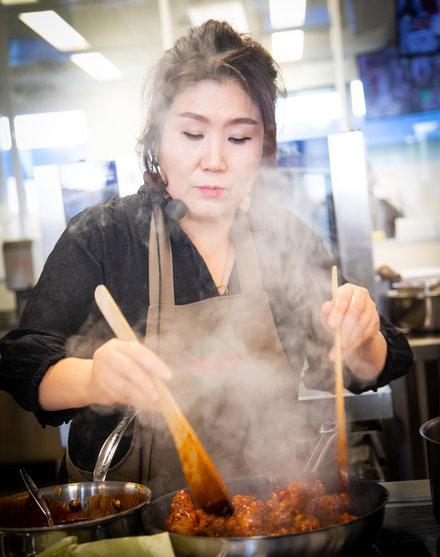 Chutě korejské kuchyně