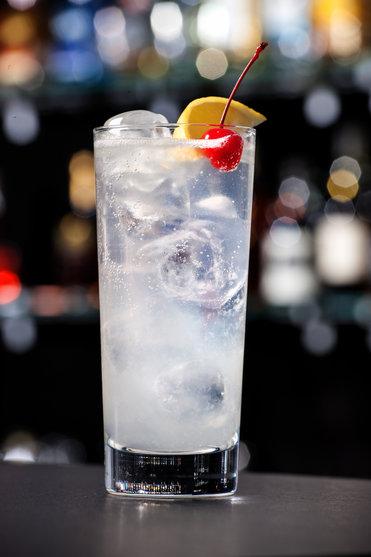 Gin: Od londýnské spodiny ke smetánce