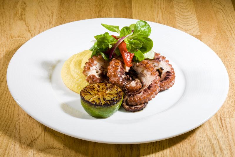 Kulinářský kurz - Mořské plody