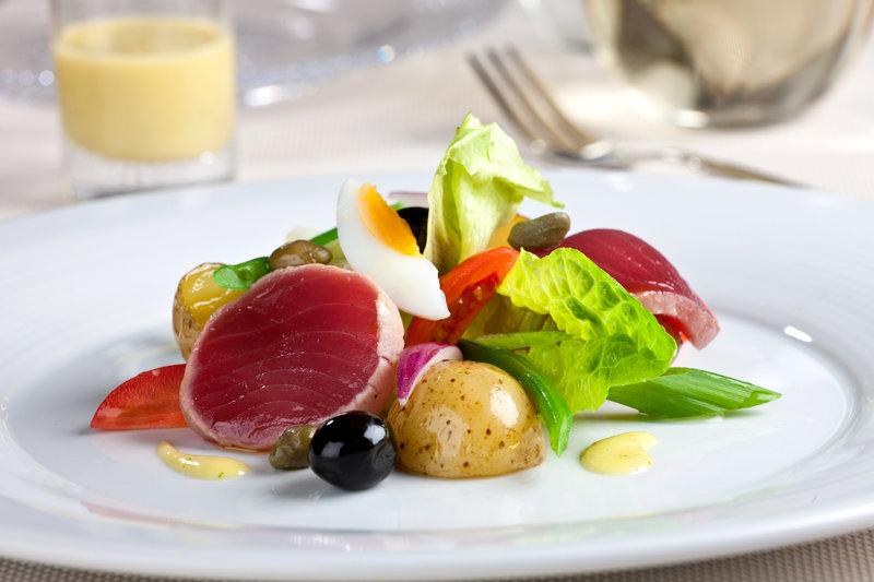 Kulinářský kurz - Saláty a dresinky doplněné masem