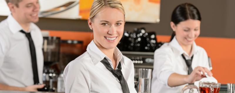 Kurz pro obsluhu restaurace zaměřený na zvládnutí servisního cyklu