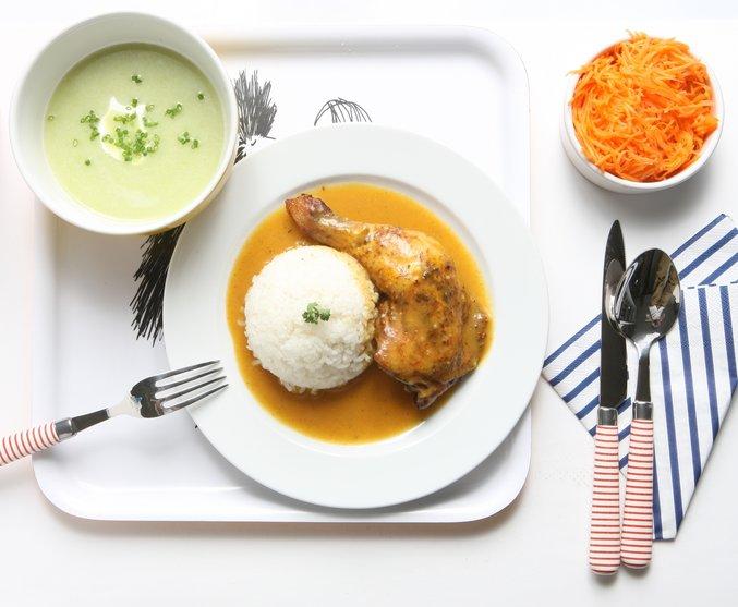 Workshop pro školní jídelny - vývary, omáčky a šťávy pod maso